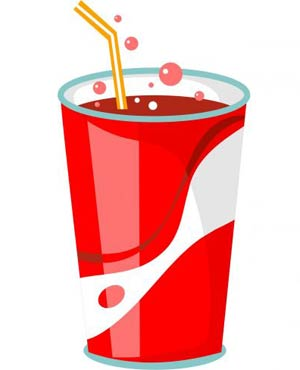 Drink clipart soft drink – Art Download Clip Clipart