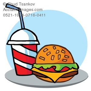 Drink clipart soft drink Drink a Fast and Holding