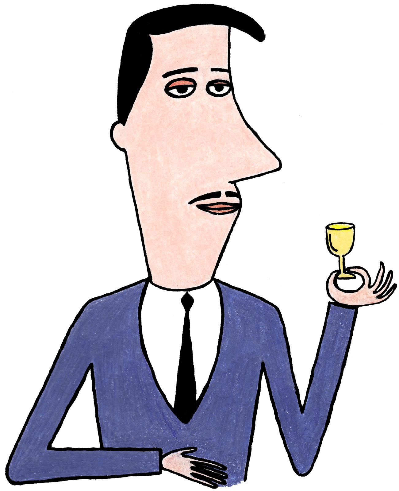 Alcohol clipart man Drink Clip plain A with