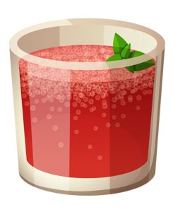 Drink clipart strawberry juice ♥ images Pinterest · CLIP