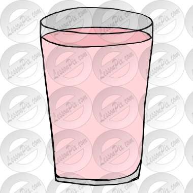 Drink clipart strawberry milk  Milk / Use Picture