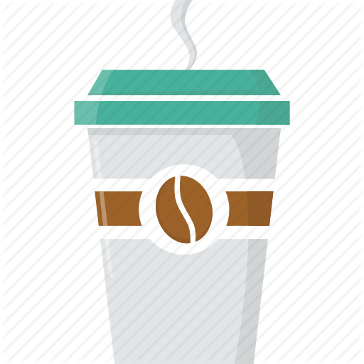 Drink clipart take away Cup drink  glass café