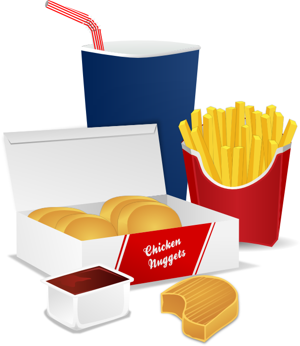 Drink clipart take away Meal Food Fast Pizza Hot