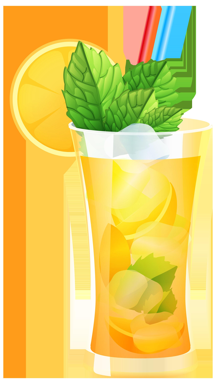 Drink clipart transparent Clipart Cocktail Orange Design HD