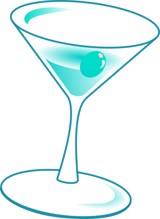 Drink clipart transparent To Free Cocktail Clip Domain