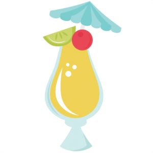 Summer clipart summer drink #10