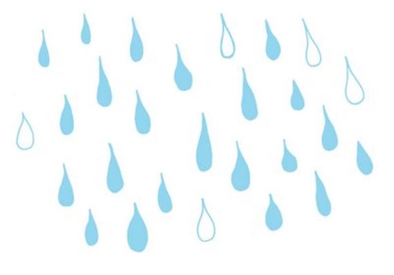 Raindrops clipart rain droplet Clipart to art resource Raindrop