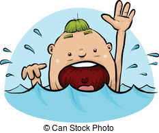 Drowning clipart Drowning Art 119 Art Vector clipart Vector