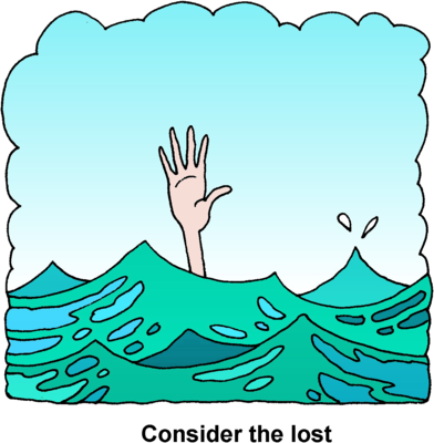 Drowning clipart Image Drowning Drowning Christart Man