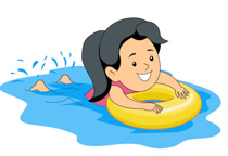 Drown clipart Swim Clipart Or If drowning swim? obvious