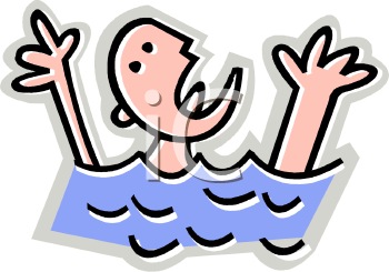 Drowning clipart Drowning Art Free Clipart Info Images guy