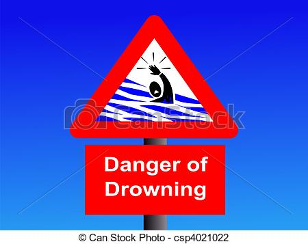 Drowning clipart Drowning Art On of of illustration Illustration