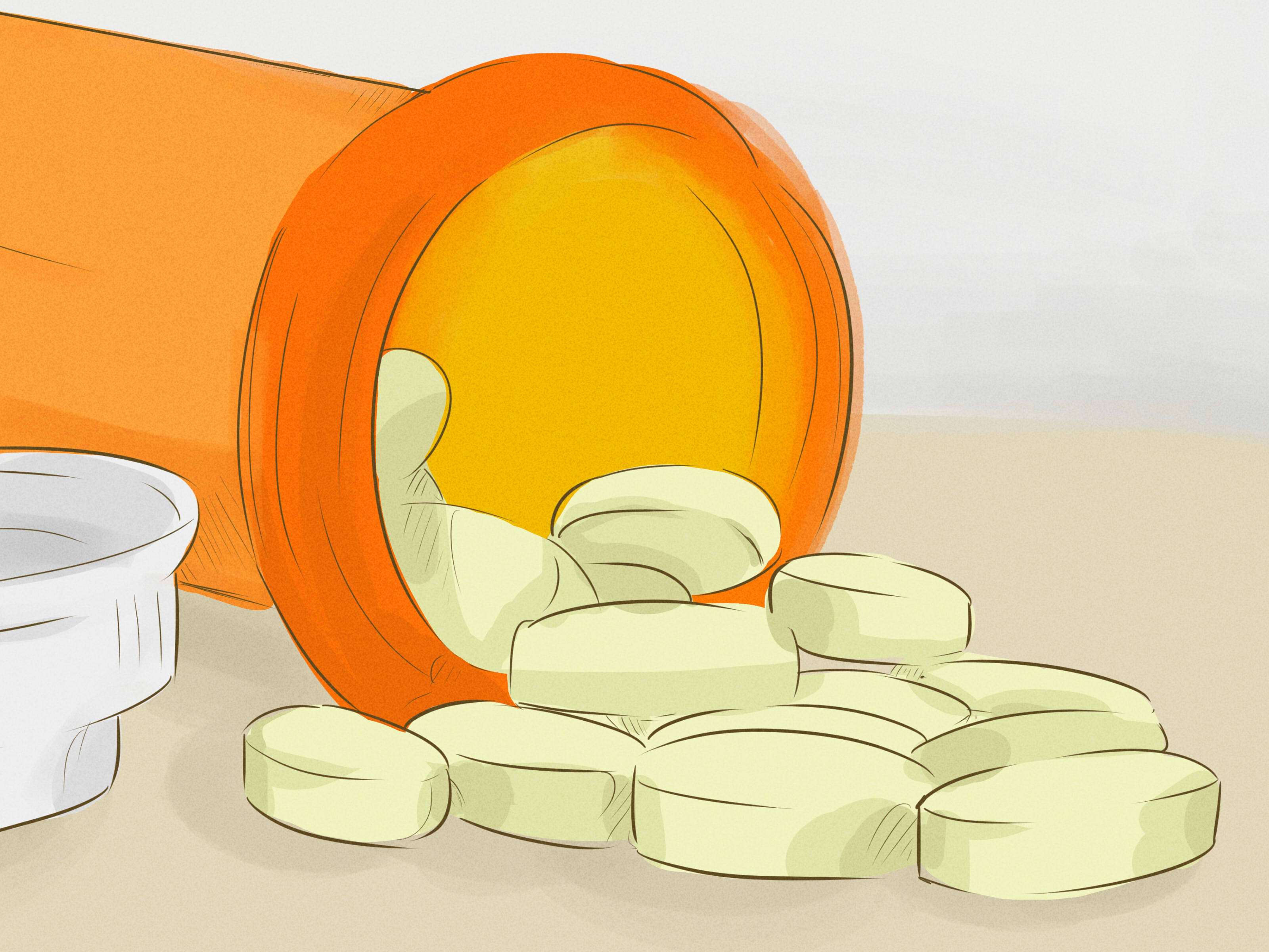 Medicine clipart cure To  3 Gastritis wikiHow