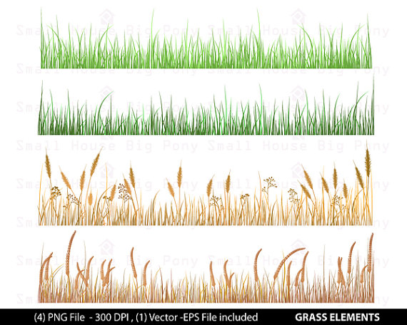 Dry Grass clipart #1