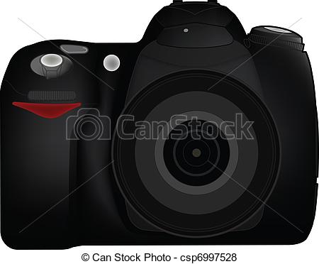 Dslr clipart  Art Camera camera of