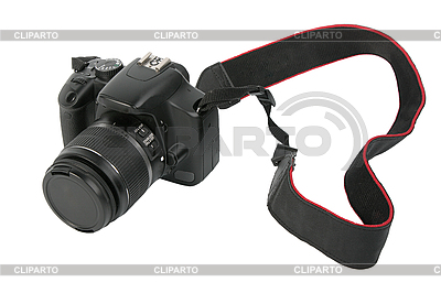 Dslr clipart professional camera Up EPS photography white CLIPARTO
