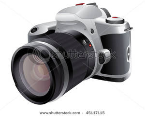 Dslr clipart professional camera Camera Clipart Clipart DSLR Camera