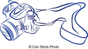 Photography clipart slr camera Sanayamirza5/444; vector Stock Digital Art