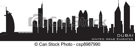 Dubai clipart Csp8987990 Emirates Dubai of Emirates