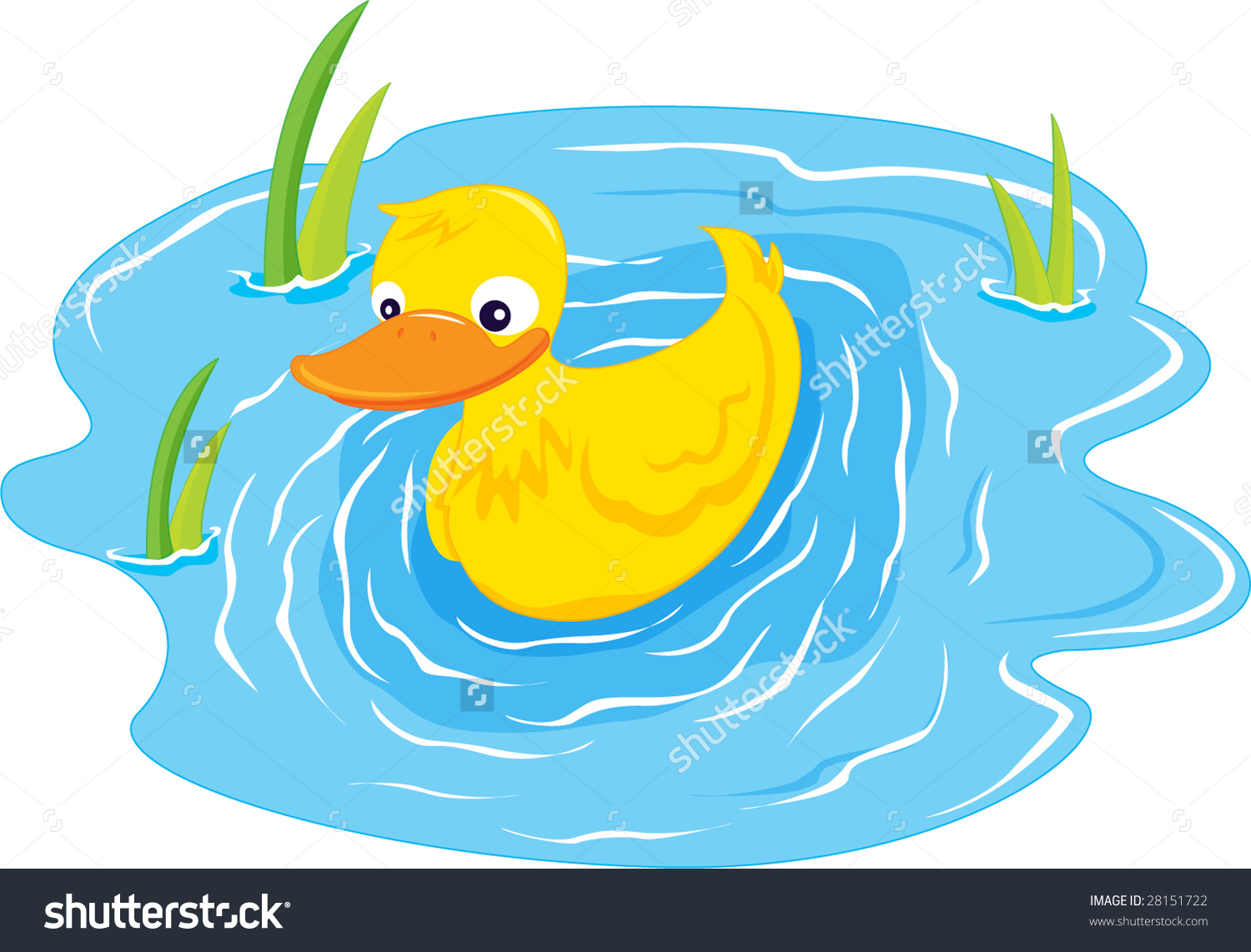 Game clipart duck pond #4