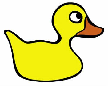 Animl clipart easy Stitch Cross Cross Duck Animal