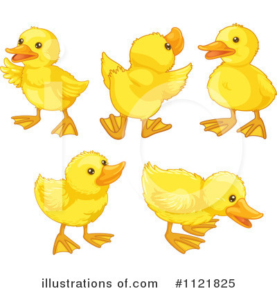 Duckling clipart #10