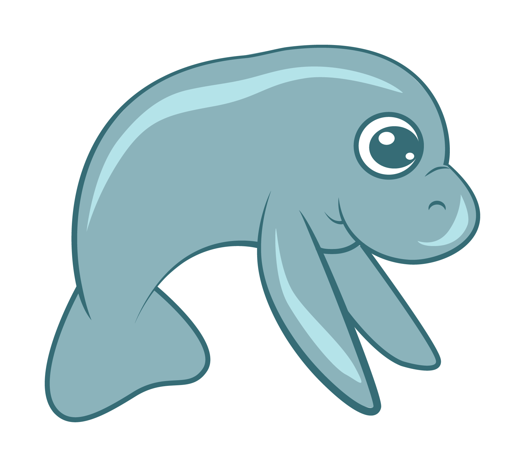 Dugong clipart Conserve dugong to confab Zone