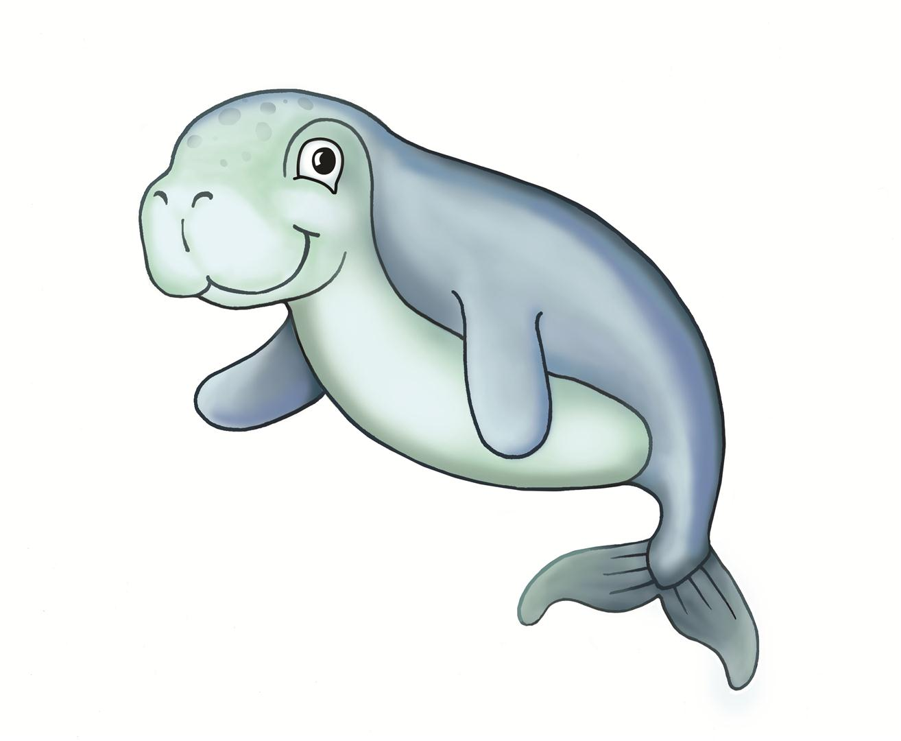 Dugong clipart And Aquatic Sports Eira 8