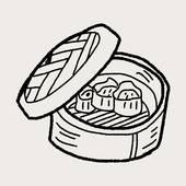 Dumpling clipart Dumplings · Dumpling Free Royalty