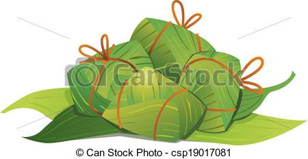 Dumpling clipart chinese dumpling Rice  Chinese Dumplings of