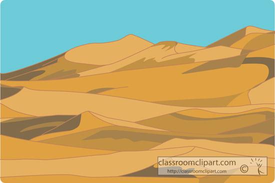Dune clipart #5