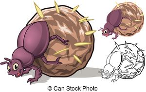 Dung Beetle clipart Beetle and Cartoon 87 Beetle