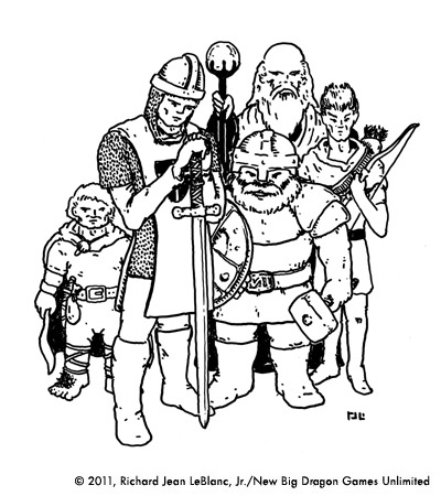 Dungeons & Dragons clipart Illustrator dragons Dungeon Collection Illustration