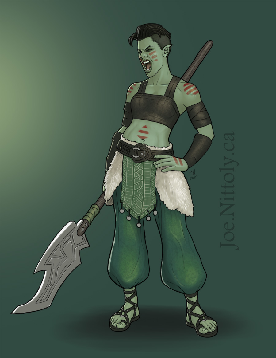 Dungeons & Dragons clipart barbarian female 7 Pechan Explore 314 Druid