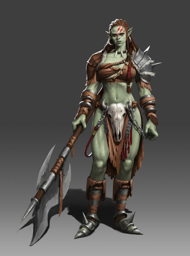 Dungeons & Dragons clipart barbarian female Find about Dragons Dungeons images