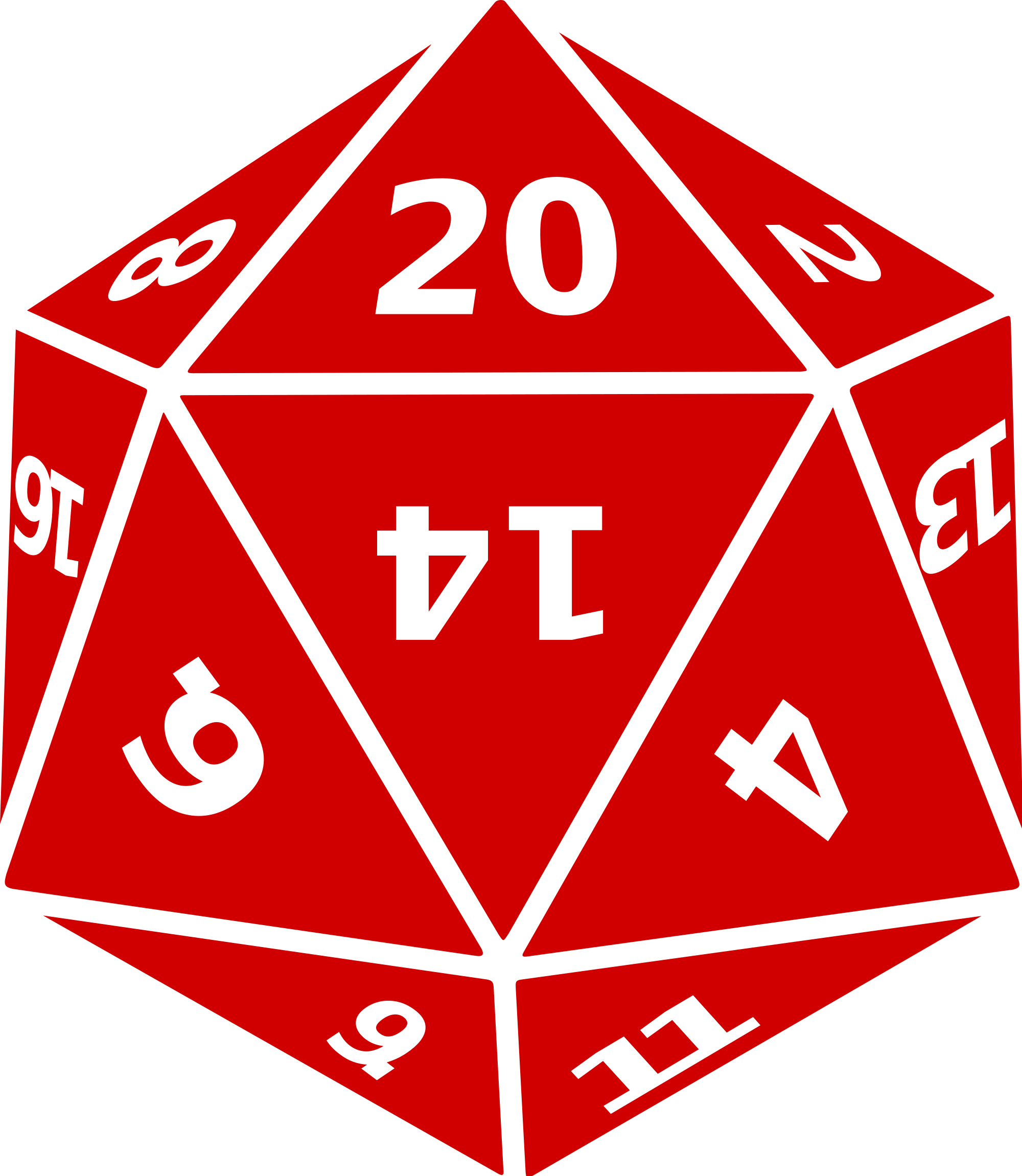 Dungeons & Dragons clipart different #2