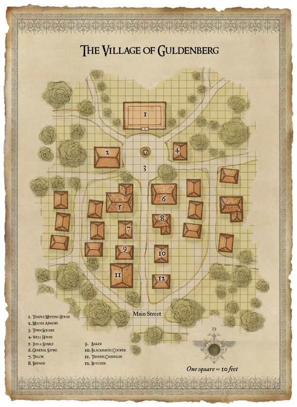Dungeons & Dragons clipart farm map Traditional 32888212 Games tg/