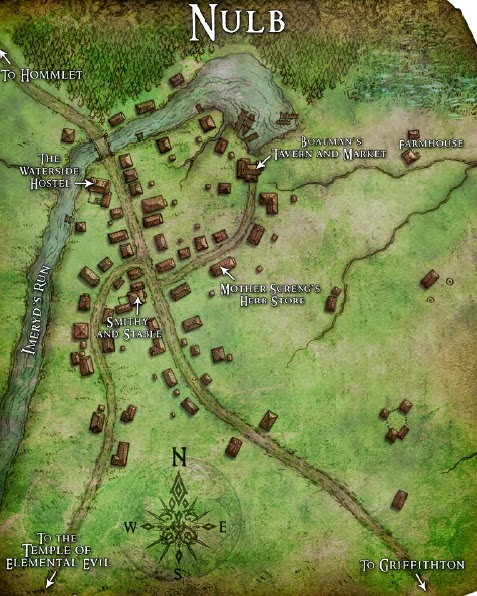 Dungeons & Dragons clipart farm map Of the scenario Power of