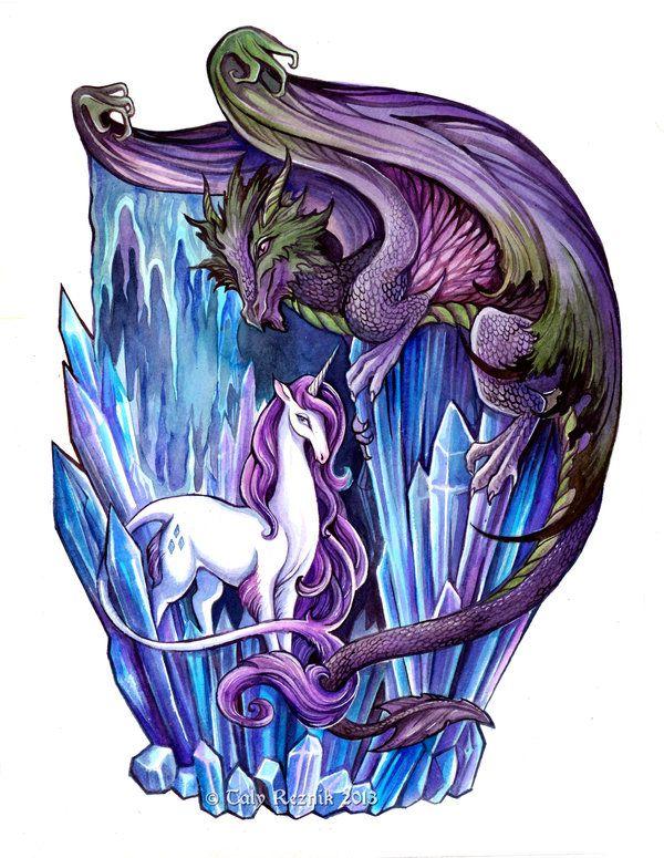 Dungeons & Dragons clipart gem dragon By Gem critures art on