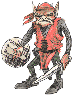 Dungeons & Dragons clipart goblin By FANDOM 2e Realms Forgotten