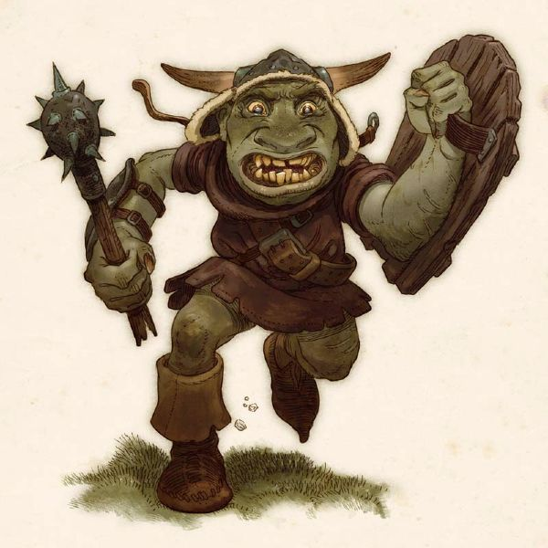 Dungeons & Dragons clipart goblin Character D&D on Art: Find
