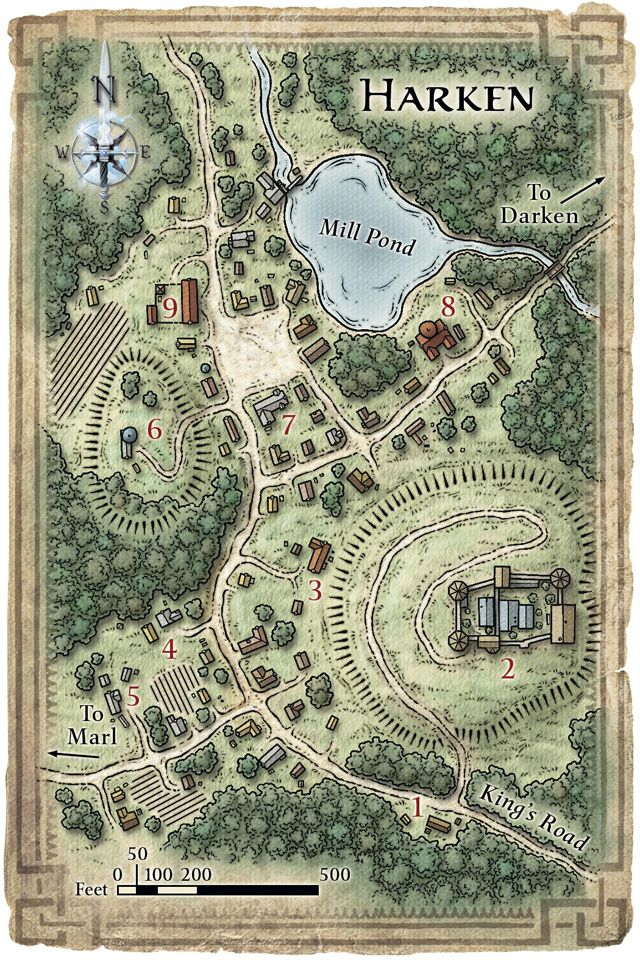 Dungeons & Dragons clipart mansion 276 Pin locations Find D&D