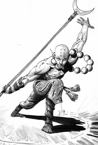 Dungeons & Dragons clipart monk Gallery Dungeon  Master Image