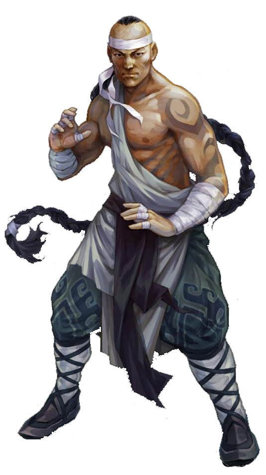 Dungeons & Dragons clipart monk About Clerics Fantasy Pinterest monk