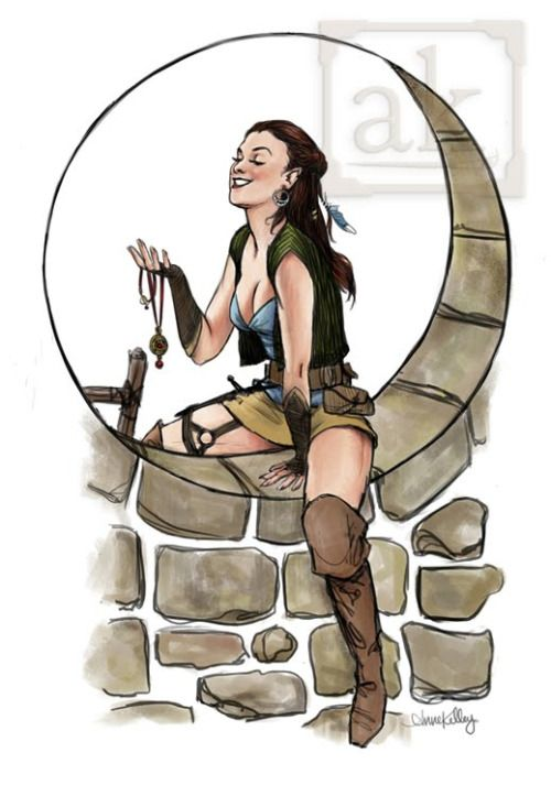 Dungeons & Dragons clipart rogue On more images 18 best