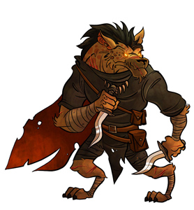 Dungeons & Dragons clipart rogue Race) (3 steal you Dragons