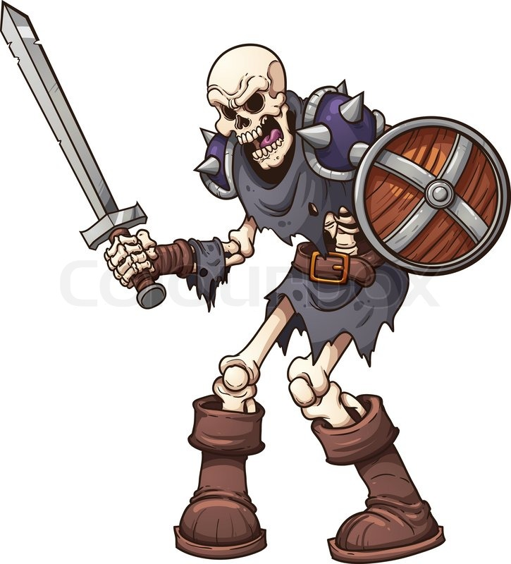 Dungeons & Dragons clipart skeleton Edition jpg 5th Campaigns 003OS