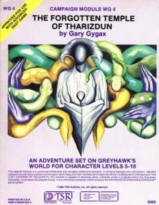 Dungeons & Dragons clipart tharizdun Forgotten Temple The Forgotten of