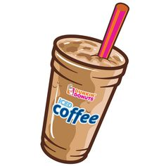 Dunkin Donuts clipart Art Clip dunkin Search Images