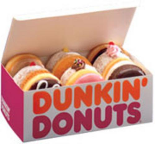 Dunkin Donuts clipart #13